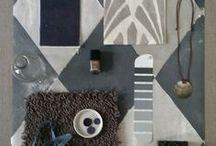 Ilva Workshop: Blue Art Deco / Forberedelser til Ilva workshops