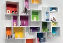 Home Organization: Kid's Room / How to organize your kid's stuff in his/her room.