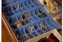 Jewlery: Organization & Cleaning / Organization in the  home