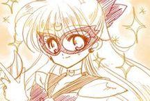 Sailor Moon: Venus / by Abby Cavazos