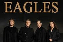 EAGLES / BEST. BAND. EVER. / by Nancy Nale