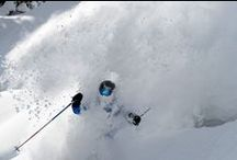 Where To Ski / Check out these ski spots for untracked lines, fresh pow, and challenging terrain.