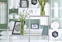 Fossflakes Storeconcept / This store concept I have designet for Fossflakes - together with   art director Julie Secher Kau