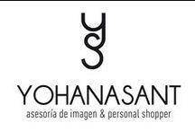 YohanaSant. Asesoría de Imagen & Personal Shopper / Mi trabajo y mis clientes
