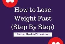how to lose weight / How to lose weight