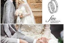 Wedding by Fantasia Monile / carrellata di sposi che hanno scelto i nostri gioielli per il giorno del Sì