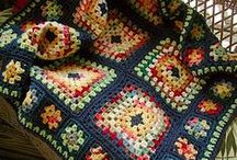 *Crocheted Afghans / by Anna-Lee Howard