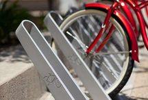 Estacionamientos de bicicletas