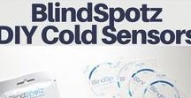 BlindSpotz Cold Sensors / Finding the places in your home losing heat in a quick and efficient way. #blindspotz #sponsored #rwm
