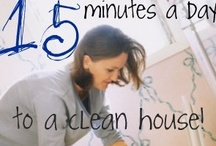 Cleaning solutions / by Micki Rau
