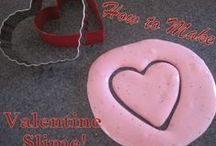 Valentine's Crafts/Activities / Easy Valentine's Crafts to do with the kiddos. / by Michelle Cappiello