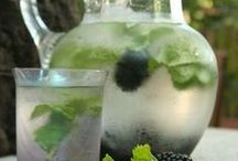 Quenching Your Thirst / recipes for beverages and entertaining / by Stine 007
