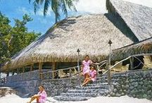Favorite Places & Spaces / Tahiti 1969, 1973, 1994.  Bora Bora 1994.  Moʻorea 1994.  Once I find the time to pin all the stuff of course!