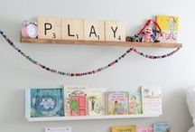 Ideas for little ones' rooms
