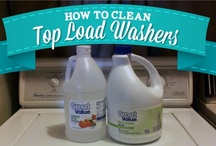 Cleaning and Laundry Ideas