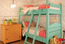 Kids Rooms / by Suzanne Anthony