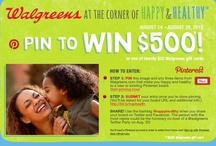 Happy & Healthy with Walgreens / #happyhealthy with Walgreens / by Rebecca