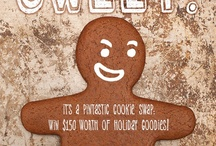 Whole Foods Cookie Swap / by Rebecca