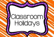 Holidays in the Classroom