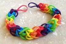 Rainbow Loom / by Michelle Cappiello