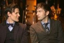 Doctor Who / I loved the show ever since the reboot.  I don't have a favorite Doctor, I like aspects of all of them.