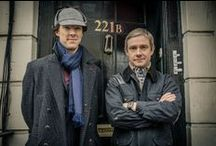 Sherlock / BBC Series starring Benedict Cumberbatch and Martin Freeman. Episode ranking from best to worst: 1. A Study in Pink 2. The Reichenbach Fall 3.  The Great Game 4. A Scandal in Belgravia 5. The Hounds of Baskerville 6.  The Blind Banker