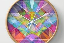 My Clocks / by The Artwork Of Morgan Ralston