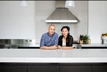 Caesarstone Celebrities / Celebrity homes, kitchens, testimonials and blogs with Caesarstone