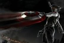Marvel / Devoted to Marvel movies, characters, and/or comic books