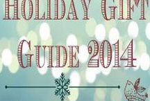 Holiday Gift Guide 2014 / All the latest and greatest products and companies featured on The Review Wire! Want your product/company featured? Contact us today...spots are limited! #pr #holidays #giftguide #2014