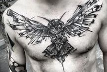 tattoo ideaz - owlz