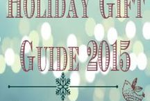 Holiday Gift Guide 2015 / All the latest and greatest products and companies featured on The Review Wire! Want your product/company featured? Contact us today! #pr #holidays #giftguide