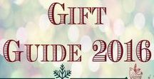 Holiday Gift Guide 2016 / See the latest and greatest this holiday season!   #reviewwireguide #holidayguide #holidays #christmas #gifts #giftgiving