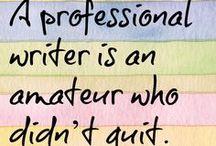 Writing Tips & Advice