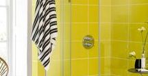 #DRSSummerBathroom / WIN £250 to spend at Designer Radiator Showroom! Click the link to find out more: https://www.designerradiatorshowroom.co.uk/blog/create-your-perfect-summer-bathroom  . I'm still torn between yellow and duck egg blue for my summer bathroom colour scheme. What do you think?