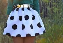 fashion inspiration. / by Brittany Brunson