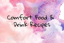 Comfort Food and Drink Recipes / Food and drink recipes for anytime you just want some good homecooking, fattie, high calorie foods that are just too yummy.