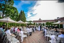 Piazza Wedding Ceremony / by Perona Farms