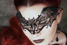 Masque / hide behind your mask