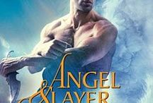 Ashur & Eden / the couple featured in Angel Slayer