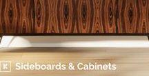 Laskasas | Sideboards & Cabinets / Elegant sideboards design for your dining room interior decoration.