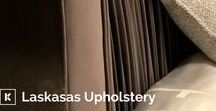 Laskasas | Upholstery / Dining chairs, office chairs, armchairs, sofas, poufs, benches or chaise longues, at Laskasas you can find a sophisticated upholstery work for your interior projects.