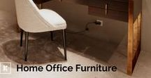 Laskasas | Home Office Furniture / Either you're looking for Desks, Bookcases or Chairs, you'll find your perfect piece in Laskasas selection of quality office furniture.