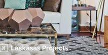 Laskasas | Projects / Interior Design Projects with Laskasas Elegant Furniture.