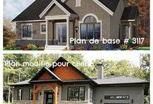 Plan de rénovation & Plan d'agrandissement de maison / Vous désirez ajouter un garage, un étage, une pièce genre solarium? Vous souhaitez faire un agrandissement à votre maison ou l'embellir de façon particulière? Vous voulez tout simplement aménager le sous-sol afin d'y installer confortablement votre famille reconstituée ou nouvellement agrandie? Quel que soit votre projet de rénovation, nos professionnels dédiés à la rénovation résidentielle sauront vous concevoir un plan de rénovation selon vos requêtes et votre budget.