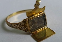 Jewels - antique and curious