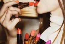 Make-up. / by Rachel Reimer