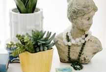 Accessorizing & Styling Vignettes