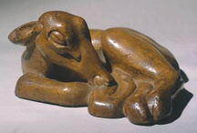 Gaudier Brzeska / And Henri Gaudier went to it and they killed him. And killed a good deal of sculpture
