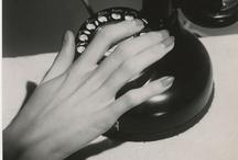 Yulias hand